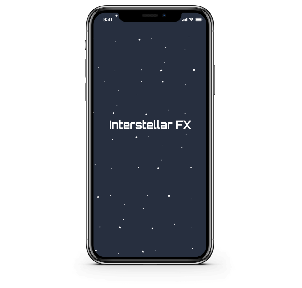 interstellarfx-iPhone-X